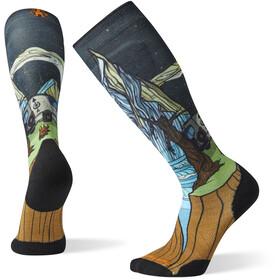 Smartwool PhD Ski Light Elite Benchetler Socks, multicolour